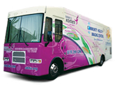Mobile Mammogram Van